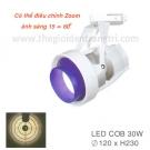 Đèn Pha Tiêu Điểm LED 30W EU-FR233