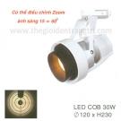 Đèn Pha Tiêu Điểm LED 30W EU-FR236