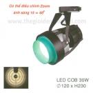 Đèn Pha Tiêu Điểm LED 30W EU-FR240