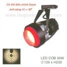 Đèn Pha Tiêu Điểm LED 30W EU-FR241