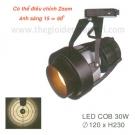 Đèn Pha Tiêu Điểm LED 30W EU-FR242
