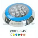 Đèn Pha Led Dưới Nước HBV 18W