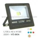 Đèn Pha FA-LED-A 10W Trắng, Vàng
