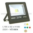 Đèn Pha FA-LED-A 20W Xanh, Đỏ