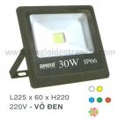 Đèn Pha FA-LED-A 30W Xanh, Đỏ