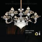 Đèn Chùm LED Nghệ Thuật ERA-CK3007 Ø600