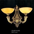 Đèn Trang Trí Tường Đồng SN3078