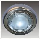 Đèn Lon Nổi Inox AFC 309A Φ180
