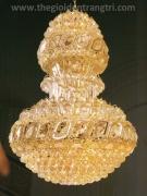 Đèn Chùm Pha Lê LED UCFL13215 Ø800