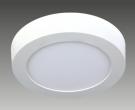 Đèn Lon Nổi LED AFC 555 6W Ø120