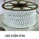 LED Cuộn 100m 5730 3 Đường Bóng