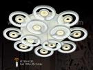 Đèn Áp Trần LED Nghệ Thuật SN6351 Ø760