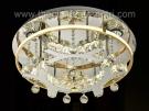 Đèn Mâm Pha Lê LED SN6362 Ø600