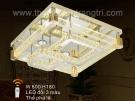Đèn Mâm LED SN6402 600x600