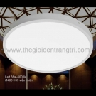 Đèn Led Gắn Nổi 36W SN6559 Ø400