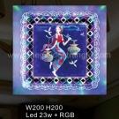 Đèn Tường LED SN6639