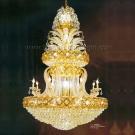 Đèn Chùm Pha Lê PN89001 Ø1200