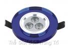 Đèn LED Gắn Tủ SN3743 Ø60