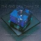 Đèn Ốp Trần Kính AC1-380 Ø170