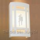 Đèn Tường Thạch Cao AC6-151