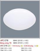 Đèn Áp Trần Acrylic AFC 078 Ø290