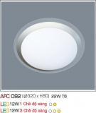 Đèn Áp Trần Acrylic AFC 092 Ø320