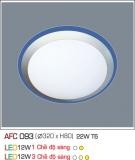 Đèn Led Ốp Trần 3 Chế Độ 12W AFC 093 Ø320