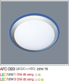 Đèn Áp Trần Acrylic AFC 093 Ø320