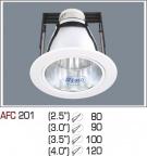 Đèn Lon AFC 201 Ø100