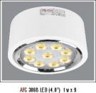 Đèn lon nổi AFC 306B LED Ø135
