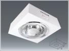 Đèn Lon Vuông Mặt Kiếng AFC 308B 200x200