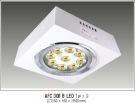 Đèn Lon Nổi LED AFC 308B