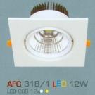 Đèn Mắt Ếch Led AFC 318-1 12W Ø120