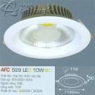 Đèn Downlight Led 10W AFC 529 Ø114