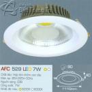 Đèn Downlight Led 7W AFC 529 Ø90