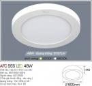 Đèn Áp Trần LED 48W AFC 555T Ø600