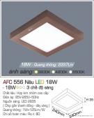 Đèn Áp Trần LED Đổi Màu 18W AFC 556N 240x240