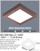 Đèn Áp Trần LED Đổi Màu 22W AFC 556N 300x300