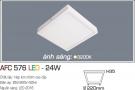 Đèn Áp Trần LED 24W AFC 576 220x220