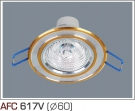 Đèn Mắt Ếch AFC 617V Ø60
