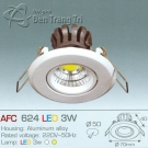 Đèn Downight Led 3W AFC 624 Ø50