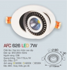 Đèn Mắt Ếch LED 7W AFC 626 Ø90