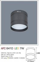 Đèn Lon Nổi Led 3 Màu 7W AFC 641D Φ70