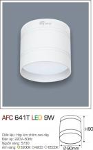 Đèn Lon Nổi Led 3 Màu 9W AFC 641T Φ90
