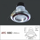 Đèn Mắt Ếch AFC 680T Ø80
