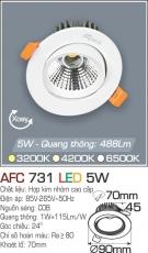 Đèn Mắt Ếch LED 5W AFC 731 Ø70