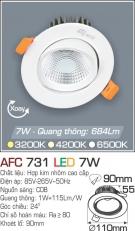 Đèn Mắt Ếch LED 7W AFC 731 Ø90