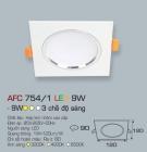 Đèn Mắt Ếch LED Đổi Màu 9W AFC 754-1