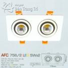 Đèn Mắt Ếch Led AFC 756-2 5Wx2