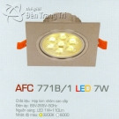 Đèn Mắt Ếch Led AFC 771B-1 7W Ø90